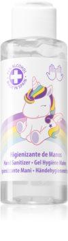 EP Line My Unicorn почистващ гел за ръце за деца