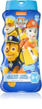 EP Line Paw Patrol sprchový a koupelový gel pro děti