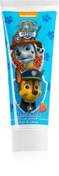 EP Line Paw Patrol dentifrice pour enfants saveur fraise