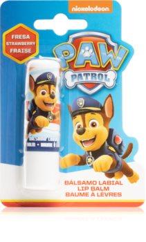 EP Line Paw Patrol balsam de buze cu aroma de capsuni