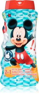 EP Line Mickey Mouse sprchový a koupelový gel pro děti