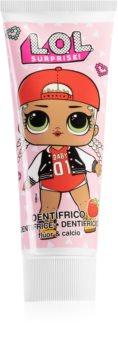EP Line LOL dentifrice pour enfants saveur fraise