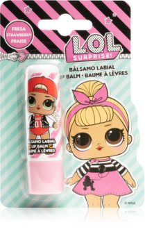 EP Line LOL Lip Balm With Strawberry Flavour