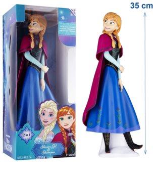 EP Line Frozen 3D Anna sprchový gel a šampon 2 v 1