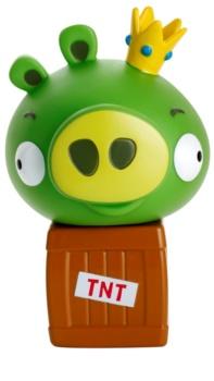 EP Line Angry Birds 3D gel de douche et shampoing 2 en 1 pour enfant