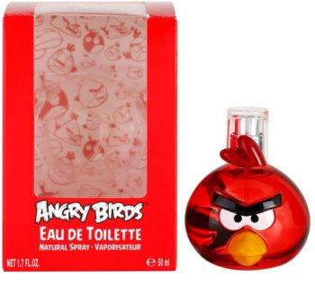 EP Line Angry Birds Red eau de toilette para niños 50 ml