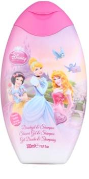 EP Line Princesa da Disney Disney Princess gel de duche e champô 2 em 1