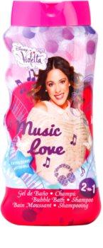 EP Line Disney Violetta Badschaum & Duschgel 2 in 1
