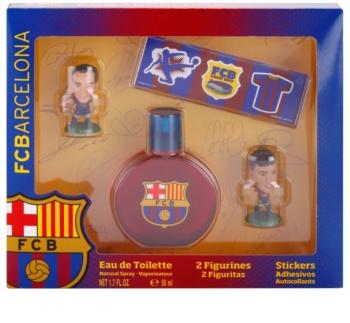 EP Line FC Barcelona dárková sada I.