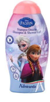 EP Line Frozen šampon a sprchový gel 2 v 1