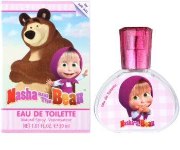 EP Line Masha and The Bear eau de toilette para crianças