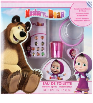 EP Line Masha and The Bear lote de regalo I.