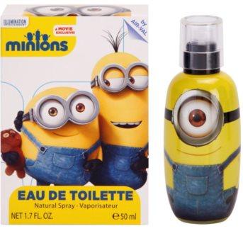 EP Line Minions Eau de Toilette per bambini