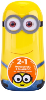 EP Line Minions Shower Gel And Shampoo 2 In 1
