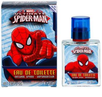 EP Line Ultimate Spiderman eau de toilette para crianças
