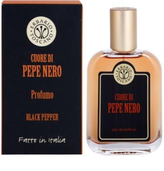 Erbario Toscano Black Pepper parfumovaná voda pre mužov