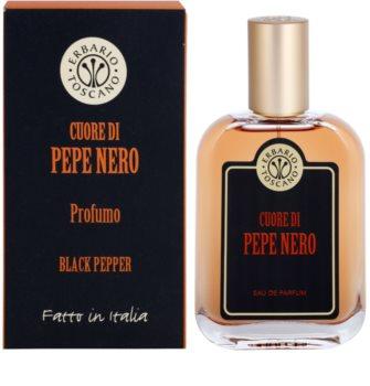 Erbario Toscano Black Pepper парфюмированная вода для мужчин