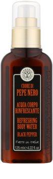 Erbario Toscano Black Pepper tělový sprej pro muže