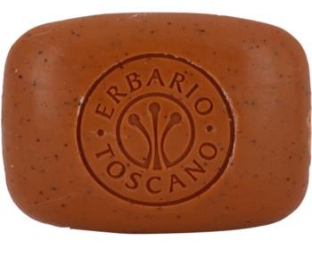 Erbario Toscano Black Pepper savon solide pour un effet naturel