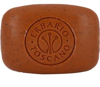 Erbario Toscano Black Pepper твърд сапун с хидратиращ ефект