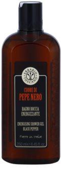 Erbario Toscano Black Pepper енергизиращ душ-гел