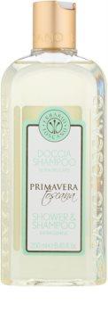 Erbario Toscano Toscana docciaschiuma e shampoo ultra-delicato 2 in 1