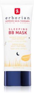 Erborian BB Sleeping Mask éjszakai maszk a tökéletes bőrért