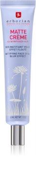 Erborian Matte Crème crema rinfrescante opacizzante per unificare il tono della pelle