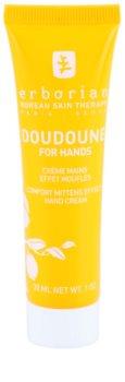 Erborian Yuza Doudoune creme protetor de mãos para pele fina e lisa