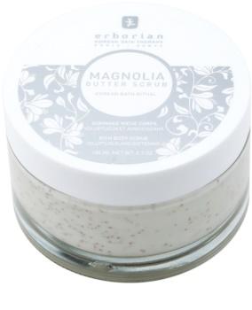 Erborian Magnolia exfoliante corporal con efecto nutritivo