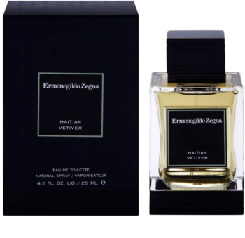 Ermenegildo Zegna Essenze Collection: Haitian Vetiver eau de toilette para hombre 125 ml