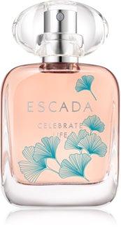 Escada Celebrate Life eau de parfum para mulheres
