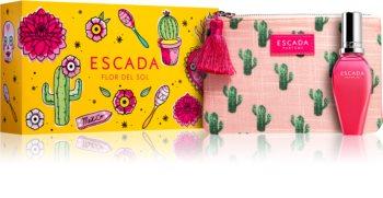 Escada Flor del Sol darčeková sada III. pre ženy