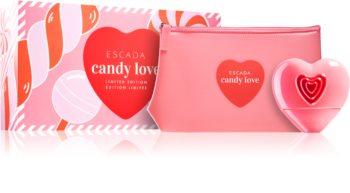 Escada Candy Love coffret cadeau