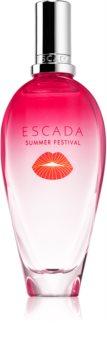 Escada Summer Festival Eau de Toilette hölgyeknek