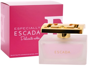 Escada Especially Delicate Notes eau de toilette para mujer 75 ml