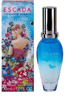 Escada Turquoise Summer toaletní voda pro ženy 30 ml