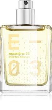 Escentric Molecules Escentric 03 eau de toilette recarga unissexo