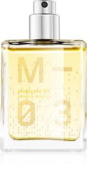 Escentric Molecules Molecule 03 eau de toilette recarga unissexo