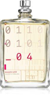 Escentric Molecules Escentric 04 Eau de Toilette unissexo