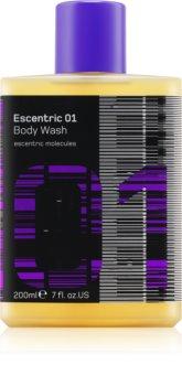 Escentric Molecules Escentric 01 gel de ducha unisex