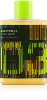 Escentric Molecules Escentric 03 gel de ducha unisex