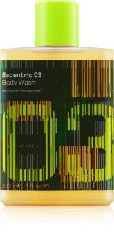 Escentric Molecules Escentric 03 gel de duș unisex