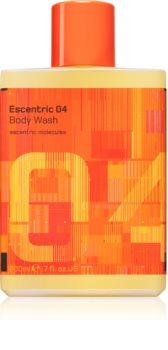 Escentric Molecules Escentric 04 gel douche parfumé mixte