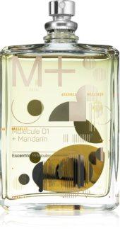 Escentric Molecules Molecule 01 + Mandarin Eau de Toilette mixte