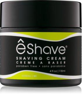 eShave Verbena Lime krema za brijanje