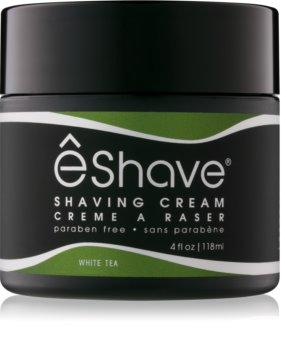 eShave White Tea crema da barba