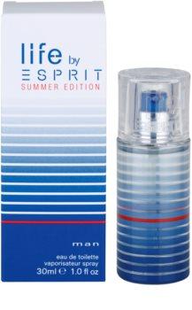 Esprit Life by Esprit Summer Edition 2014 Eau de Toilette para homens 30 ml