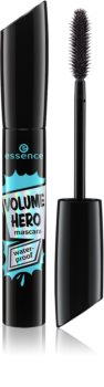 Essence VOLUME HERO vizálló szempillaspirál a dús pillákért