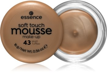 Essence Soft Touch mattierendes Schaum - Foundation